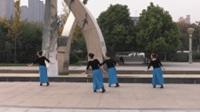 郑州南区女人花舞蹈队广场舞 鸿雁 表演 团队版