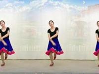 林州芳心广场舞《玛尼情歌》原创舞蹈 附正背面口令分解教学演示