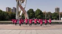 丹石街區好心情舞蹈隊廣場舞 最幸福的人 表演 團隊版