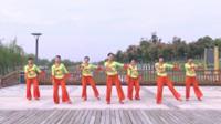 宿州青春飞扬舞蹈队舞蹈 新浏阳河 表演 团队版