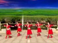 春英廣場舞《永遠的贊歌》原創舞蹈 附正背面口令分解教學演示
