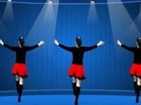 爱之韵广场舞《万人迷》原创舞蹈 正背面口令分解动作教学演示