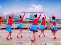 吉美廣場舞《康巴情》原創藏族舞 附正背面口令分解動作教學演示