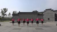 全椒文昌桥健身队广场舞 【张灯结彩】 表演 团队版
