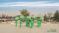 陕西华州小丫赤水社区舞蹈队 又唱浏阳河 表演 团队版