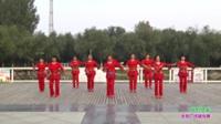 郑州市舞彩缤纷艺术团广场舞 张灯结彩 表演 团队版