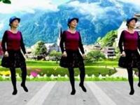 正点广场舞《远走高飞》原创入门50步花式舞 附口令分解动作教学演示