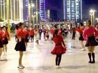 蝶舞芳香廣場舞《兔子舞》原創圈圈舞 溪舞隊團隊演示