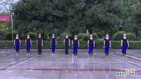 河南省信阳市罗山县罗山拉丁舞队  女人花 表演 团队版