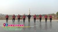 河南省周口市映山红广场舞  乡里妹子进城来 表演 团队版
