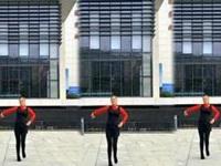 漓江飞舞广场舞《姑娘羞答答》原创舞蹈 附正背表演口令分解动作分教学