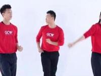 王廣成廣場舞《新時代跳起來》原創舞蹈 附正背面演示及口令分解動作教學