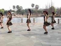 温州燕子广场舞《要抱抱》原创舞蹈 附正背面口令分解教学演示