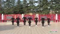 河南省洛阳市新安县磁涧镇寒鸦舞蹈队广场舞  流年似水 表演 团队版