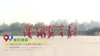 河南平顶山东太平小敏舞蹈队 张灯结彩 表演 团队版