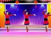 四川蓉蓉廣場舞《狗年大吉》原創舞蹈 附正背面口令分解動作教學演示