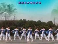 茉莉广场舞《又见江南雨》原创古典舞民族舞 附口令分解动作教学演示