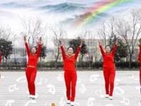 慧慧廣場舞《中國歌最美》原創舞蹈 正背面口令分解動作教學演示