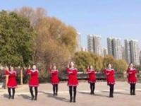 美久广场舞《共筑中国梦》原创现代舞 附正背面口令分解动作教学演示