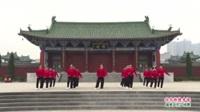 河南省洛阳市伊川县老年健身操队舞蹈  佳木斯健身操 表演 团队版