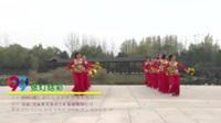 河南平顶山新华区十一矿花花舞蹈队 张灯结彩 表演 团队版