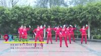郑州市荥阳小村舞蹈队 张灯结彩 表演 团队版
