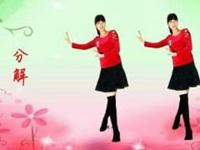 珍儿广场舞《触不到你的温柔》原创水兵舞 附口令分解动作教学演示