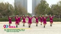 河南省郑州市郑东新区祭城舞悦舞蹈六队舞蹈  闯码头 表演 团队版