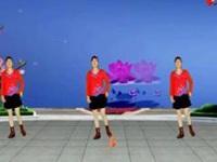 衡水阿梅舞蹈《征集三月三桃花红》原创32步抒情舞 附口令分解动作教学演示