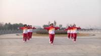 商丘市市府社区舞蹈队广场舞 雪之舞 表演 团队版