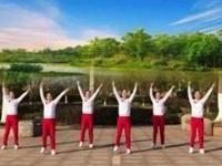 春英廣場舞《健康走出來》原創舞蹈 附正背面口令分解教學演示