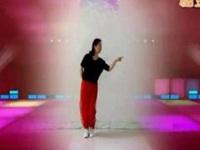 幸福广场舞《远走高飞》编舞小达老师 正背面演示