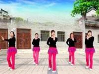 蝶依广场舞《远走高飞》原创简单32步 附口令分解动作教学演示