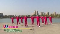 河南省焦作市芳華舞蹈隊四隊廣場舞  啞巴新娘 表演 團隊版