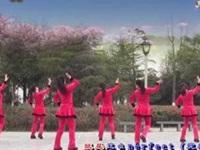 茉莉广场舞《我是剩女》原创现代舞 附正背面口令分解教学演示