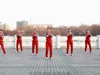 云裳廣場舞《唱天籟》編舞沚水 原創動感健身舞 附口令分解動作教學演示