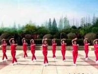应子广场舞《感动》原创舞蹈 附正背面口令分解教学演示