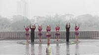 沱江激情广场舞队广场舞 美丽中国 表演 团队版