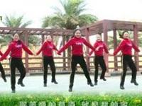 楊麗萍廣場舞《唐古拉》原創活力健身操 附正背面口令分解教學演示
