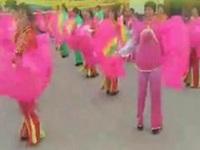 桃都廣場舞《豐收年》原創舞蹈 演示情緣廣場舞