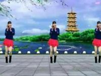 四川蓉蓉廣場舞《聽心》原創舞蹈 附正背面口令分解教學演示