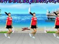 四川蓉蓉廣場舞《愛的無奈》原創舞蹈 附口令分解動作教學演示