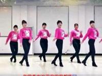 段希帆广场舞《拜新年》原创舞蹈 附正背面口令分解教学演示