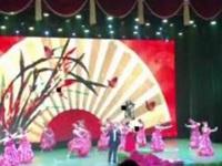 刘荣广场舞《相逢春天》原创歌伴舞 正背面演示