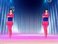 建芳广场舞《拜新年》原创舞蹈 正背面口令分解动作教学演示