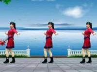 四川蓉蓉廣場舞《想你就能夢見你》原創舞蹈 正背面口令分解動作教學演示