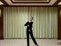 应子广场舞《寂静的天空》原创舞蹈 正背面口令分解动作教学演示