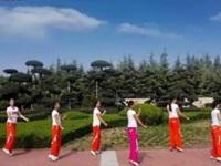 舞動旋律2007健身隊《獨一無二》原創舞蹈 正背面口令分解動作教學演示