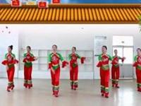 刘荣广场舞《红包飞》原创舞蹈 附正背面口令分解教学演示