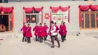 山西秀丽广场舞原创《爷爷奶奶和我们》自编自演口令分解动作教学